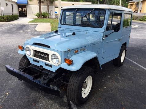 toyotas for sale 1970 toyota land cruiser fj 40 for sale