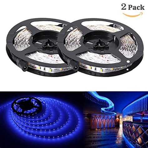 le 2 pack 16 4ft led lights blue 300 units smd 3528 import it all