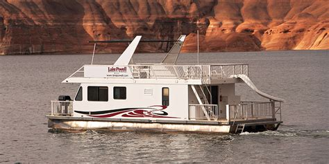 boat rentals at lake powell az economy houseboat rentals at lake powell resorts marinas