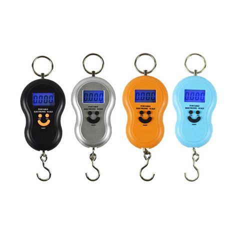 Timbangan Digital 50 Kg jual livotech portable electronic timbangan gantung