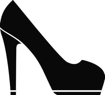 High Heel Clip Art #68245