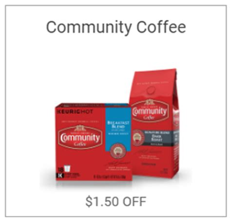 50 coffees how to build community and your business one coffee at a time books printable coupon save 1 50 on community coffee