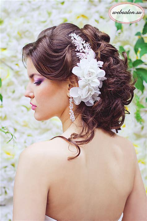 top 25 stylish bridal wedding hairstyles for hair deer pearl flowers