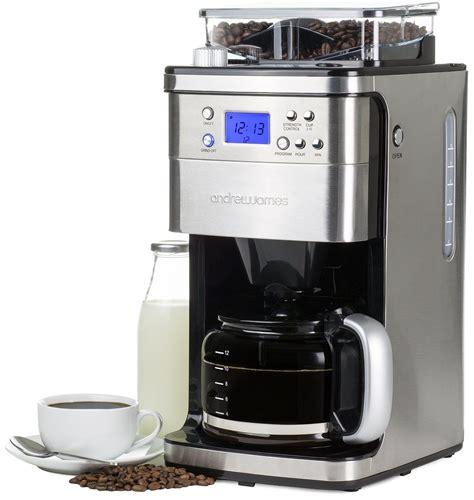 Andrew James, ce qu'on a pensé de la machine à café