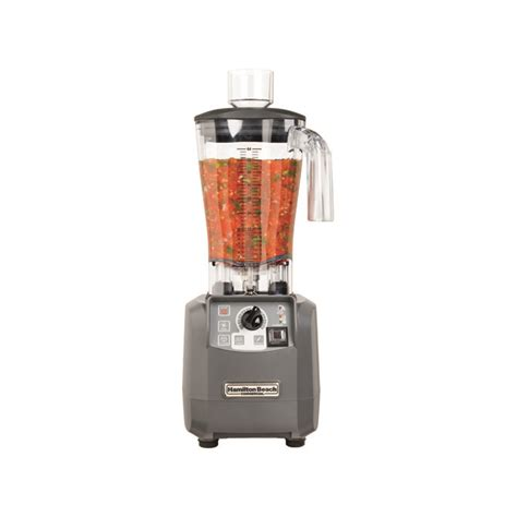 high performance food hamilton high performance food blender with 64 oz polycarbonate container