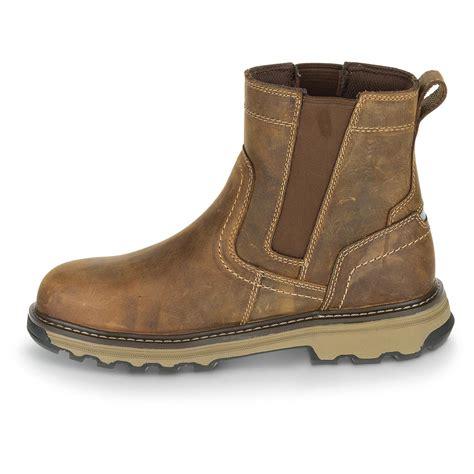 Caterpillar Boot Safety Termurah 4 cat footwear s pelton work boots 668623 work boots at sportsman s guide