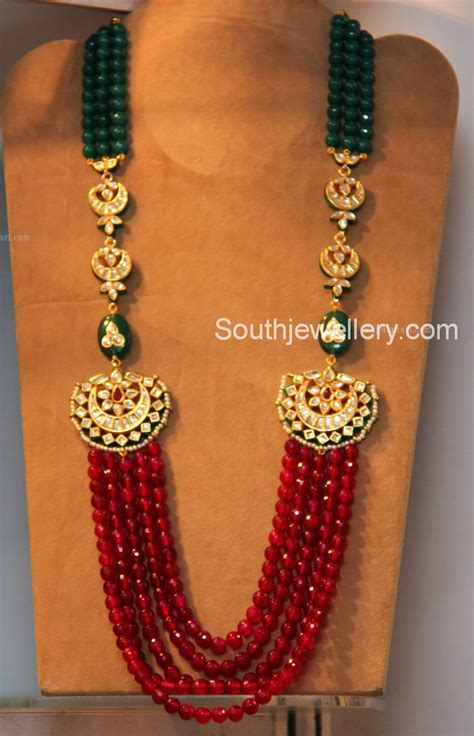 south hill design necklaces beaded fashion jewellery jewellery designs