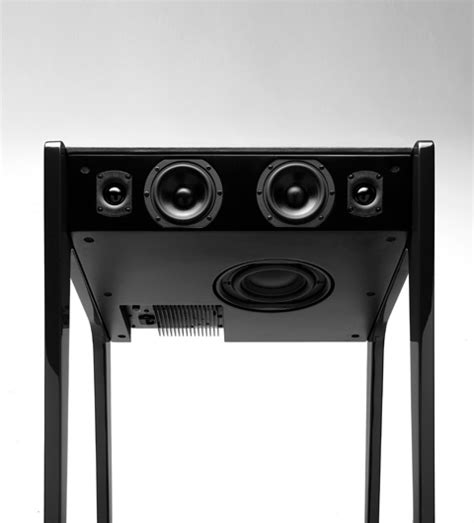 Ld120 Laptop Dock Speaker The Death Of The Single Laptop Desk With Speakers