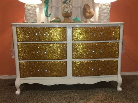 diy bedroom furniture 25 best ideas about glitter dresser on