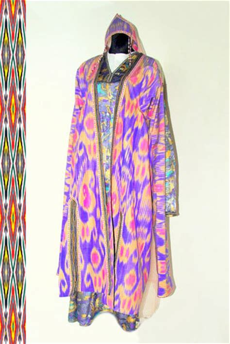 Uzbek Traditional Clothing Uzbekistan Clothes Tyubiteika | uzbekistan culture clothing best culture 2017