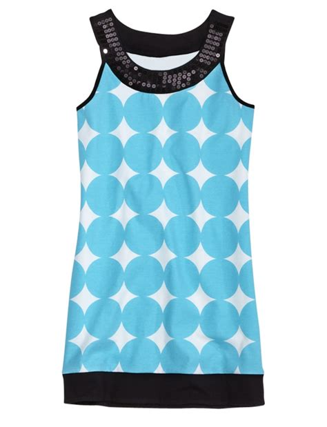 Justice Dress Tank Pink Motif 17 best images about justice dresses on