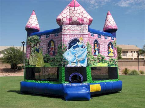 Disney Bounce House by Disney Princess Club House Castle South Florida Bounce