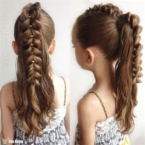 8 year old fancy hair styles 20 fancy little girl braids hairstyle page 3 of 3
