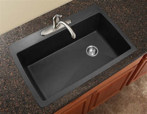 Chicago Faucet Kitchen by Composite Sink Buying Guide Blanco Undermount Silgranit