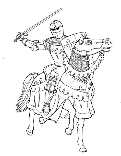 coloring pictures of knights and castles 17 best images about castles and knights on pinterest