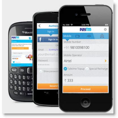 free rs. 10 paytm cash when use paytm mobile app to