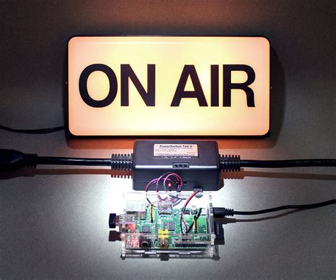 daft punk voice changer overview internet streaming quot on air quot sign adafruit