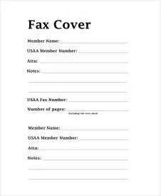 Cover Letter For Faxes by Sle Fax Cover Letter 7 Documents In Pdf Word