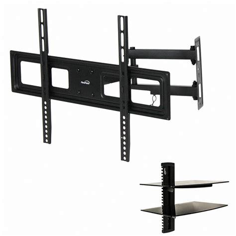 full motion tv wall mount corner swivel led lcd 42 46 48