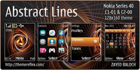 crime line for nokia c1 01 c2 00 2690 128 215 160 abstract lines theme for nokia c1 01 c2 00 themereflex