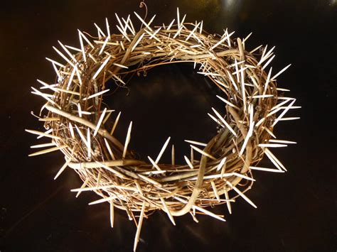 How To Make A Crown Of Thorns Out Of Paper - how to make a crown of thorns out of paper 28 images