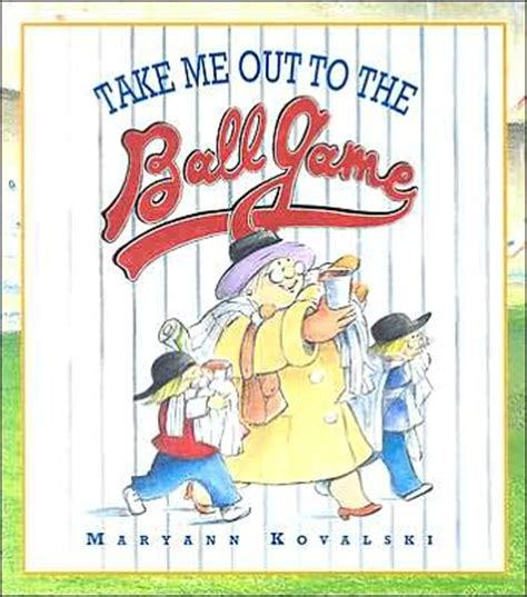 take me out of the bathtub lyrics take me out to the ballgame a singable picture book with