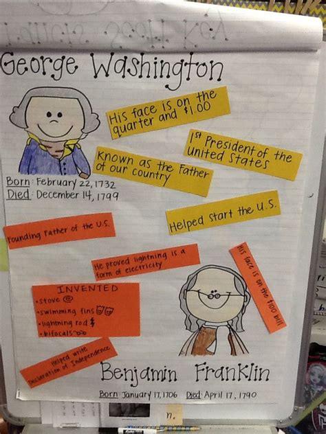 benjamin franklin biography project george washington benjamin franklin first grade