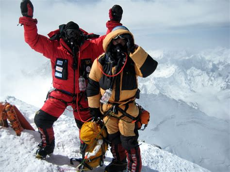 rob everest everest summit photos
