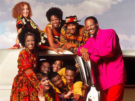 what was the color tv show damon wayans says he wants to bring back in living color