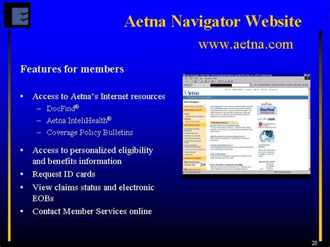 Aetna Free Gift Card - aetna navigator websitefeatures for membersaccess to aetna s internet