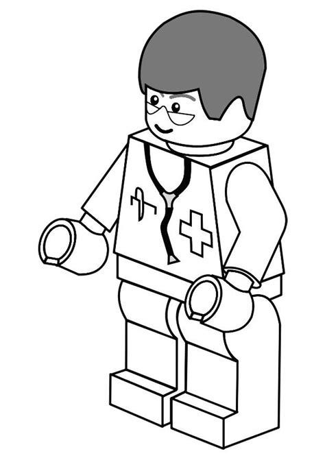 coloring pages of male nurses dibujo para colorear m 233 dico img 20133