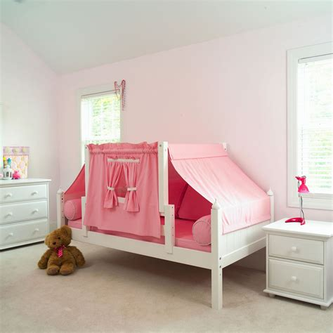 children s tent bed tent for kids bed tent idea