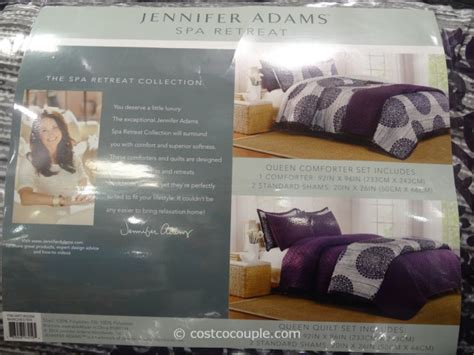 jennifer adams bedding jennifer adams queen bed ensemble set