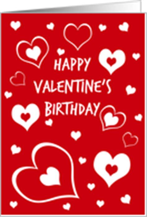 valentines birthday card birthday on s day cards from greeting card universe