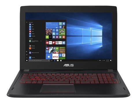 Laptop Gaming Asus N43sl asus fx502vm as73 gaming laptop intel i7 7th 7700hq 2 80 ghz 16 gb ddr4 memory 1 tb