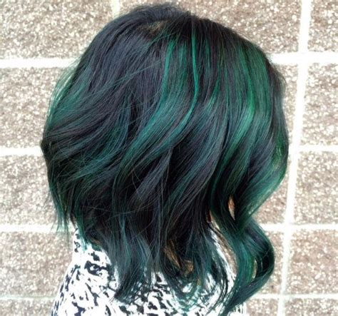 hairstyles color green 1000 ideas about short green hair on pinterest green