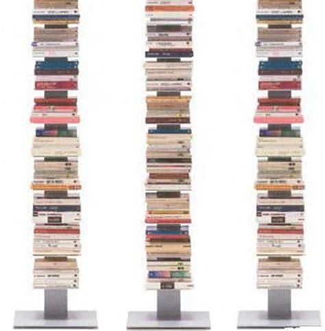 libreria a colonna design arredamento low cost risparmio vs design unadonna