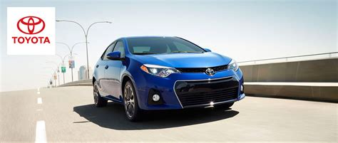 Toyota Fort Smith 2015 Toyota Corolla In Fort Smith Ar