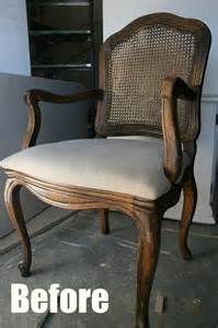 How To Upholster The Back Of A Dining Chair Pneumatic Addict How To Upholster A Caned Back Chair Tutorial