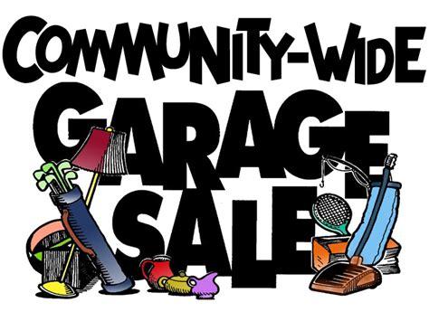 community garage sale yellowbird east community league