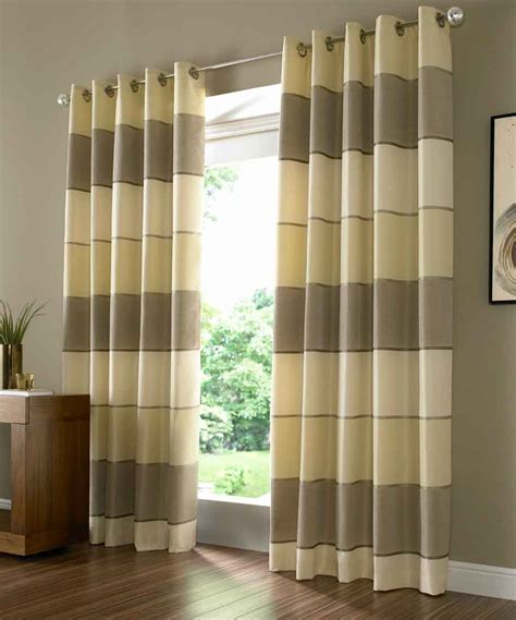 Curtains On A Window Beautiful Modern Curtains Design Ideas For Home