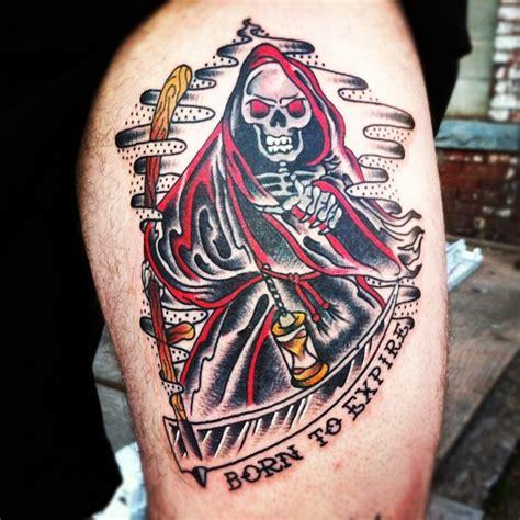 Tattoo Motorrad Freiheit by Biker Tattoo Designs