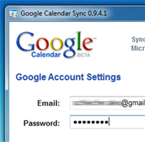 G Calendar Sync Outlook Solutions Calendar Gmail Synchronization