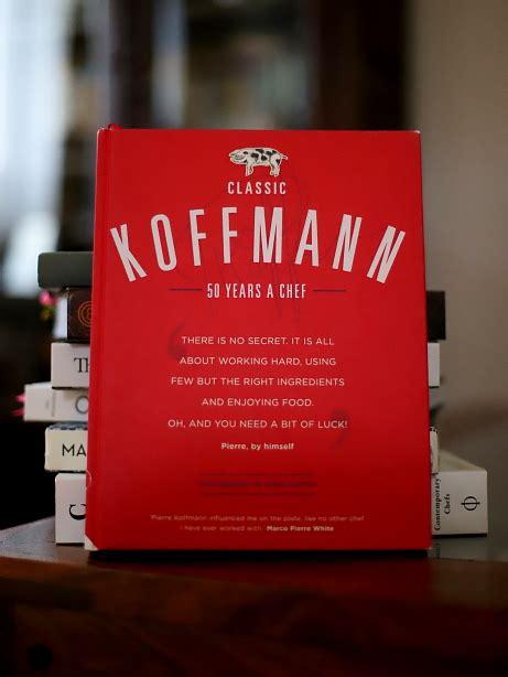 classic koffmann koffmann classic i inne książki kulinarne z mojej p 243 łki