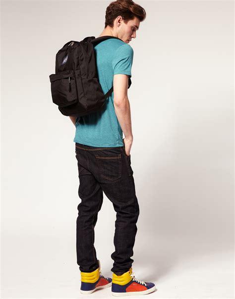 Jansport Belt Benhur jansport backpack in black for lyst