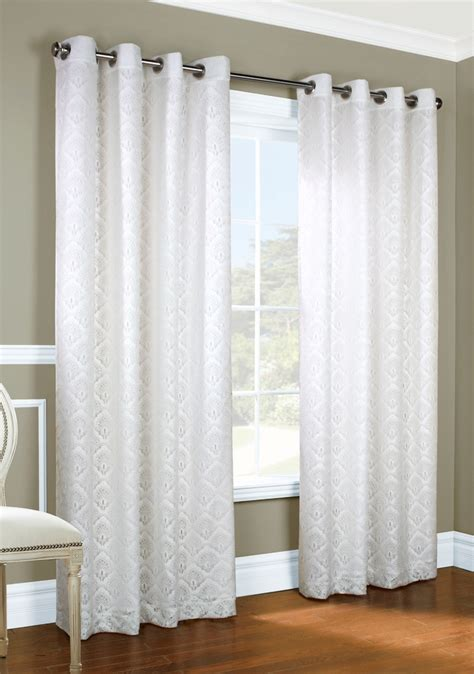 lace curtains online shopping anna insulated lace grommet curtain panels