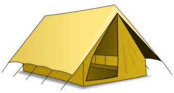 transparent tent free to use public domain cing clip art page 2