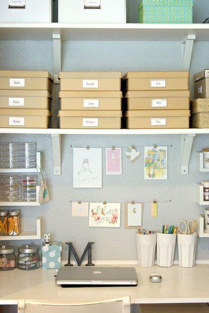 Organize Work Desk National Organize Your Home Office Day Creative Storage Storage Ideas And Organizations