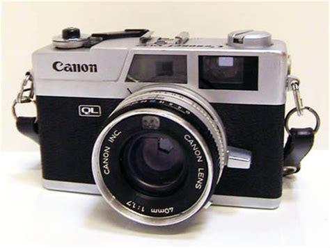 canon canonet ql17 matt's classic cameras