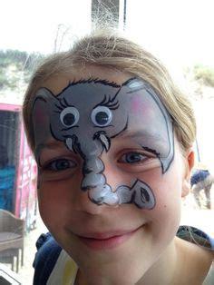 Fasching Elefant Schminken by Bildergebnis F 252 R Kinderschminken Elefant Kinderschminken